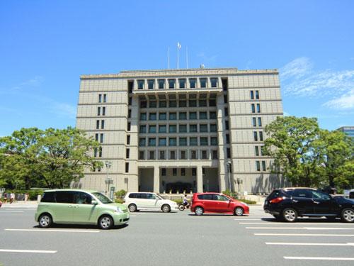 市役所写真(公共施設の例)