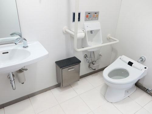 身障者用トイレ写真